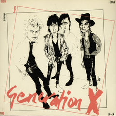 Generation X - Fridays Angels.
