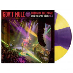 Gov't Mule - Bring On The Music Live Vol 3.