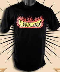 Hellacopters - T-Shirt - Logo