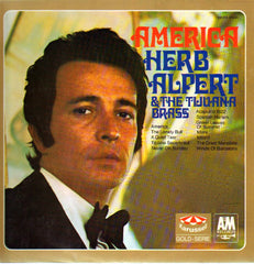 Alpert, Herb & The Tijuana Brass - America