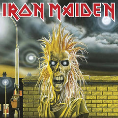 Iron Maiden - First Album - Canvas Picture