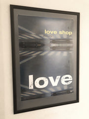 Love shop - National - Poster