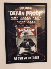 Death Proof- Poster