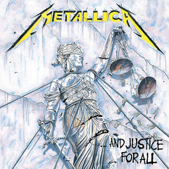 Metallica - Justice For All - Canvas Picture