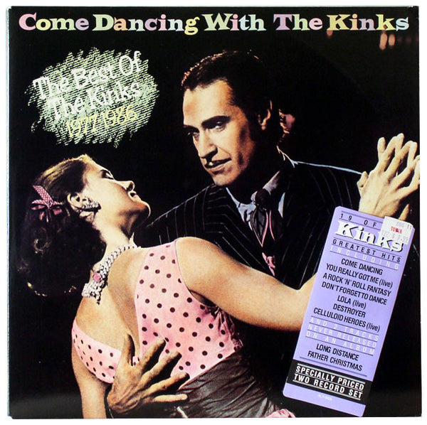 Father Christmas The Kinks.Kinks Come Dancing With The Kinks The Best Of 1977 1986