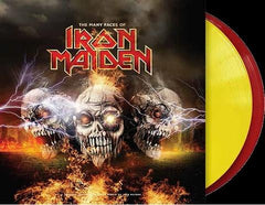 Iron Maiden - Many Faces Of Iron Maiden