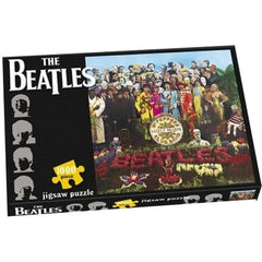 Beatles - Sgt. Peppers - Jigsaw Puzzle.