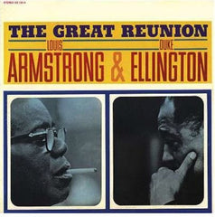Armstrong, Louis & Duke Ellington - The Great Reunion