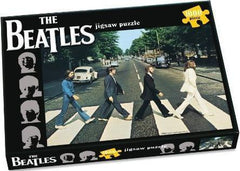 Beatles - Abbey Road - Jigsaw Puzzle.