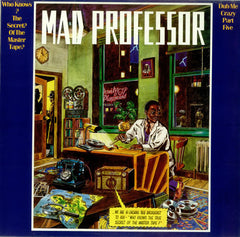 Mad Professor - Who Knows The Secret Of The Master Tapes