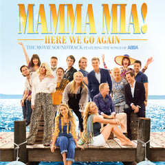 Mamma Mia Here We Go Again - ost
