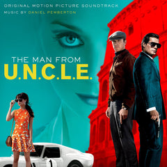 Man From U.N.C.L.E. - OST