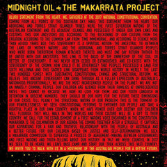 Midnight Oil - Makarrata Project