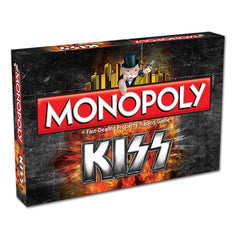 Kiss - Kiss Board Game