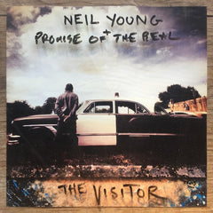 Young, Neil + Promise Of The Real - The Visitor