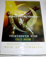 A Perfect Circle - Thirteenth Step - Poster.