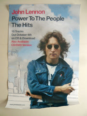 Lennon, John - Power To The People - Poster.