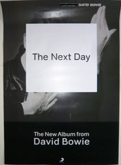 Bowie, David - Next Day - Poster.