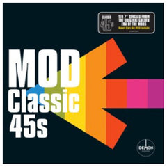 Various Artists - Mod - Classic 45s
