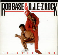 Base/Rock - Rob/D.J. EZ - It Takes Two