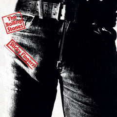 Rolling Stones - Sticky Fingers - Canvas Picture