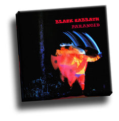 Black Sabbath - Paranoid - Canvas Picture