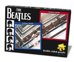 Beatles - Blue & Red - Jigsaw Puzzle
