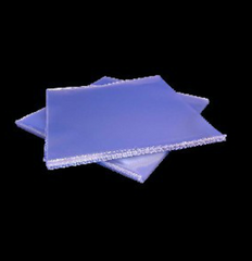 "Transparent Plastic Cover 12""  (PVC)"