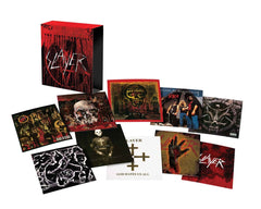 Slayer - The Vinyl Conflict 10 Vinyl Box.
