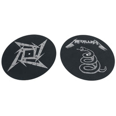 Metallica - The Black Album - Slipmat Set