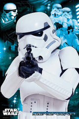 Star Wars - Stormtrooper - Poster.