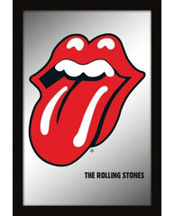Rolling Stones - Framed Mirror Tongue