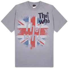 Who - Faded Union - T-Shirt.