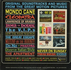 And Music From The Great Motion Pictures - Various.