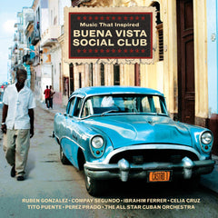 Music That inspired Buena Vista Social Club  - V/A