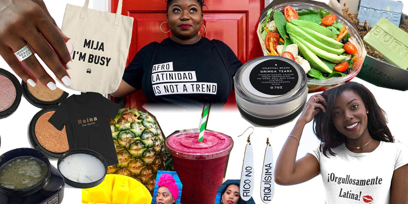 Afro-Latinx Owned Brands You Need to Know