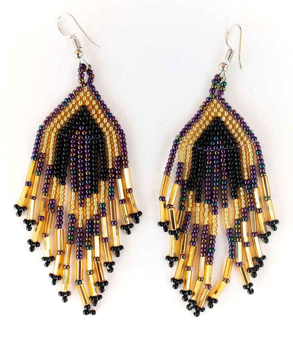 Party Fringe Earrings