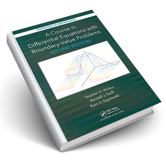 A Course in Differential Equations with Boundary Value Problems, Second Edition