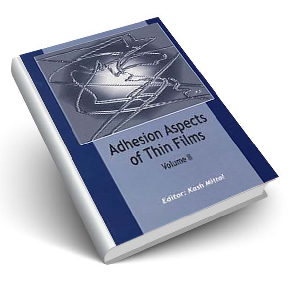 Adhesion Aspects of Thin Films, volume 2