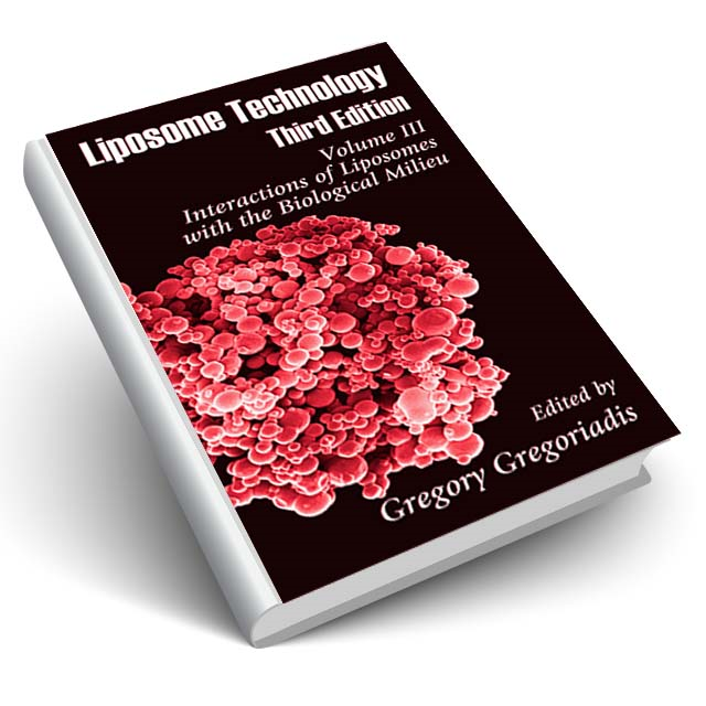 Liposome Technology Volume III