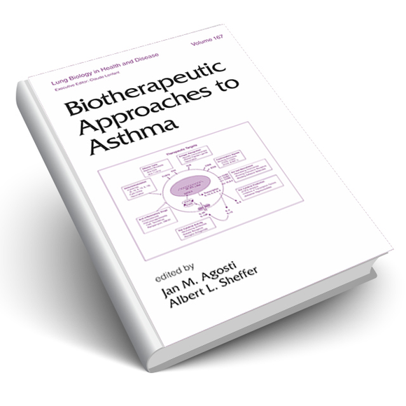 Biotherapeutic Approaches to Asthma