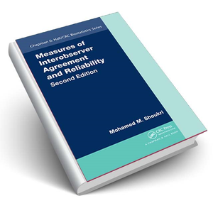 Measures of Interobserver Agreement and Reliability, Second Edition
