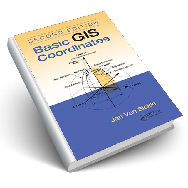 Basic GIS Coordinates, Second Edition
