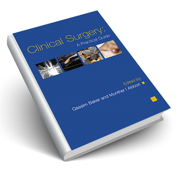 Clinical Surgery: A Practical Guide