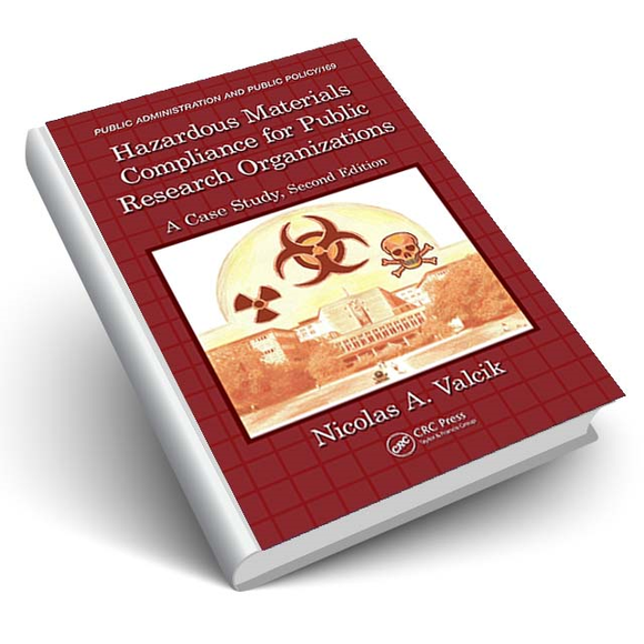 Hazardous Materials Compliance for Public Research Organizations