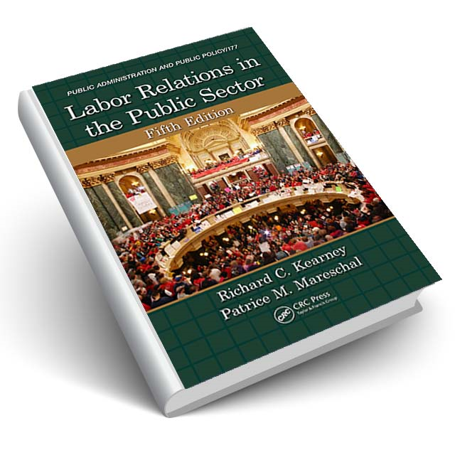 Labor Relations in the Public Sector, Fifth Edition