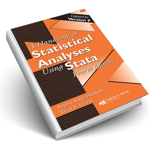 Handbook of Statistical Analyses Using Stata, Fourth Edition