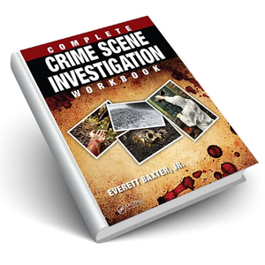 Complete Crime Scene Investigation Workbook