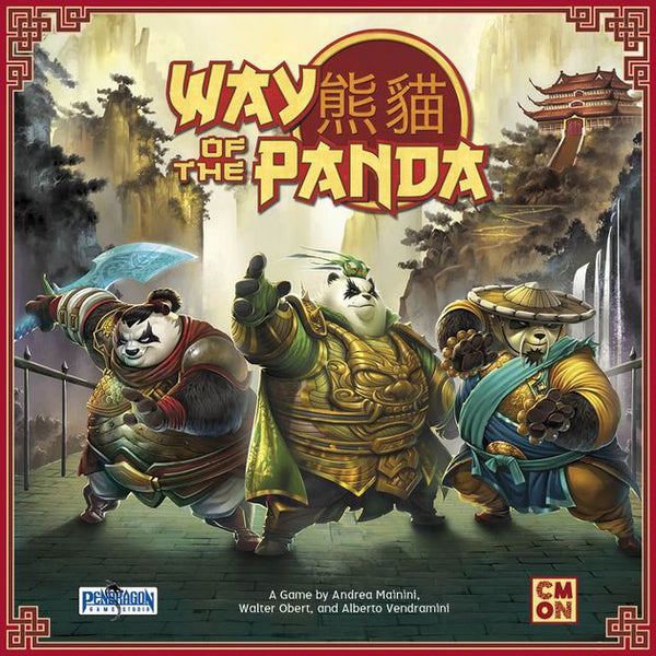 Way of the Panda