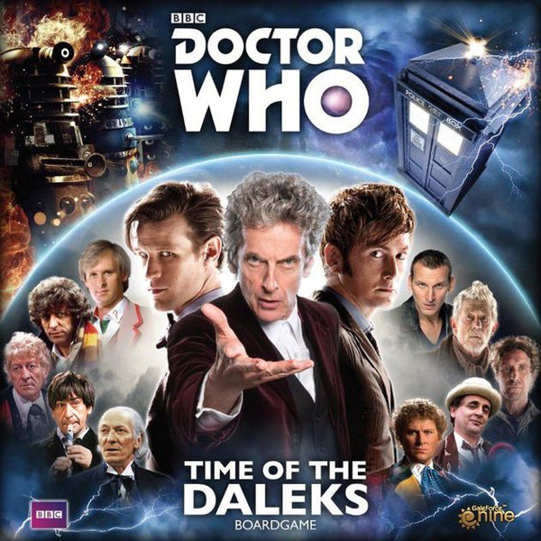 Doctor Who - Time of the Daleks